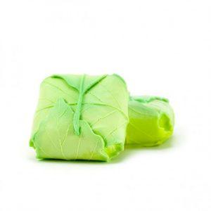 figura-de-hojas-de-jabon-jugo-manzana
